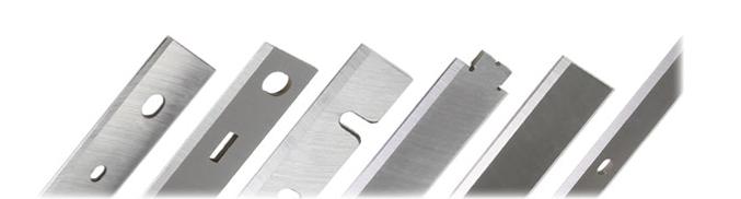 Portable Benchtop Planer Jointer Knife Sets