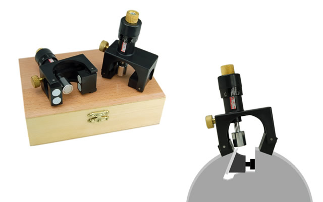 Planer Jig With Wooden Box